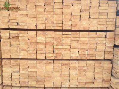 Обрезная доска это строительный материал