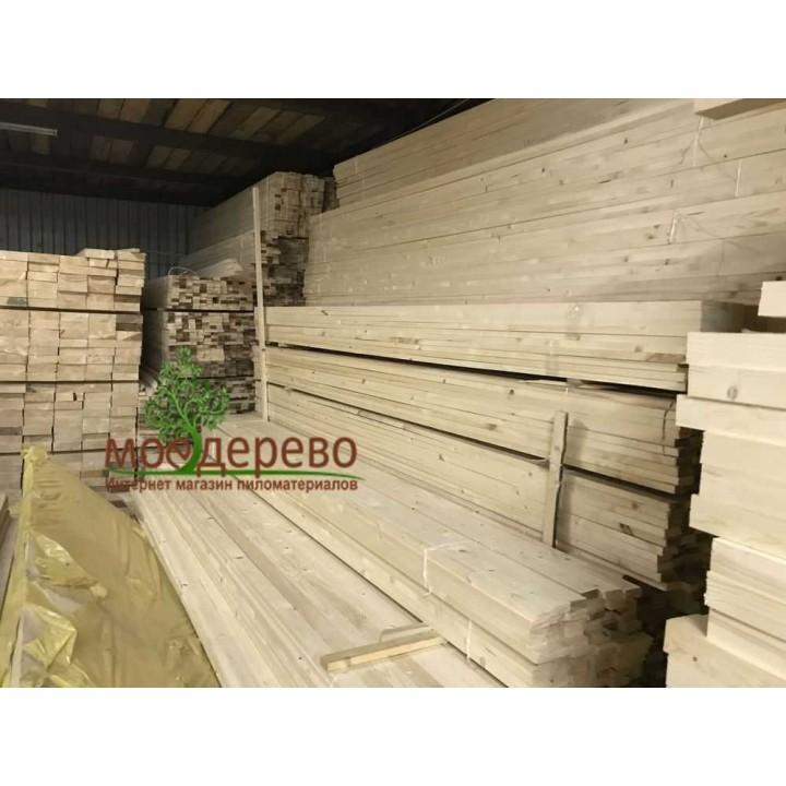 Строганный Брусок 40x60x3000